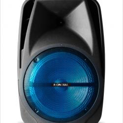 Caixa de Som Amplificada Mondial Connect Power Bluetooth, Rádio FM, USB CM-500 - Bivolt