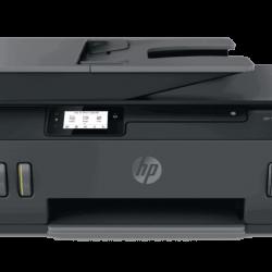 Impressora Multifuncional HP Smart Tank 617 - Tanque de Tinta Colorido - USB - Wifi Y0F72A#696
