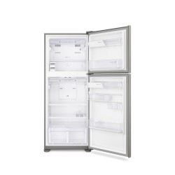 Geladeira Electrolux Top Freezer Frost Free Duplex 431L TF55S Platinum