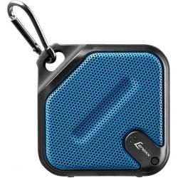 Caixa de Som Lenoxx Azul Antirespingo Bluetooth 5W BT501