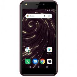 "Smartphone Positivo Twist S509 32GB Vermelho 4G - Octa-Core 1GB RAM Tela 5"" Câm. 8MP + Selfie 5MP"
