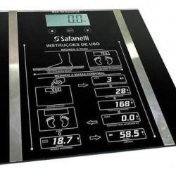 Balança Safanelli Performace - Vidro - Preta