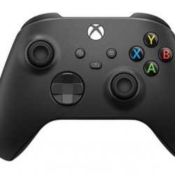 Controle para Xbox Series X Xbox Series S - Xbox One X sem Fio Carbon Black Preto